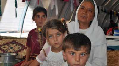 IŞİD Ezidi kızlarını 5 bin dolara satıyor