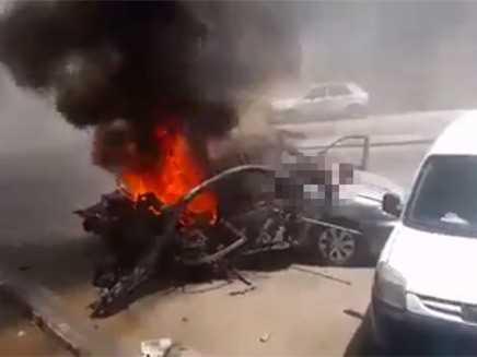 İsrail ordusu, 118 füze rampasını vurdu