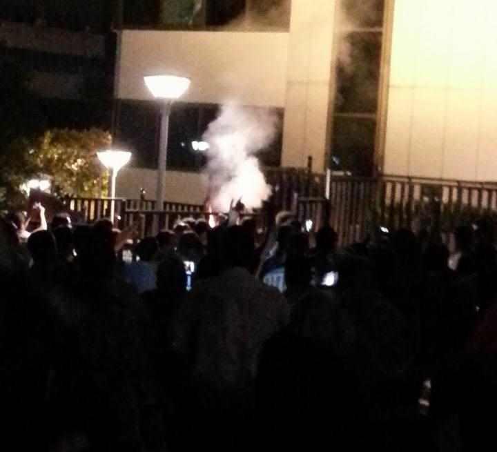İstanbul'da İsrail protestosuna polis müdahalesi