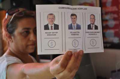 İzmir'de AK Parti oy oranı düştü