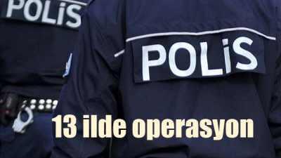 İzmir'de dinleme operasyonu, 20 polis gözaltında