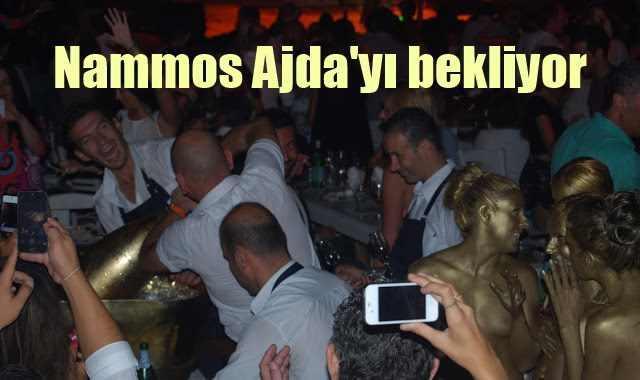 Jet sosyete Ajda'yı Mykonos'ta dinleyecek