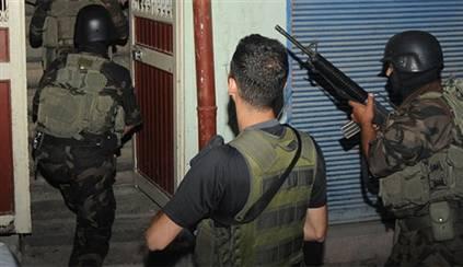 Kartal'da 500 polisle uyuşturucu operasyonu