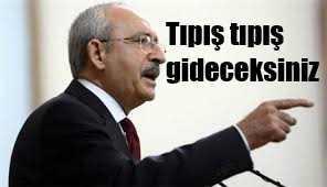 Kılıçdaroğlu sonunda patlatı, masayı yumrukladı, oy istedi