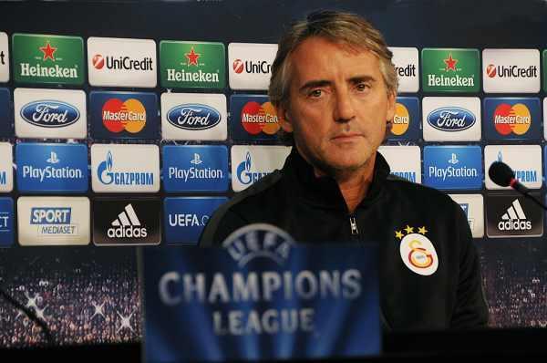 Mancini, beraberliği olumlu buldu