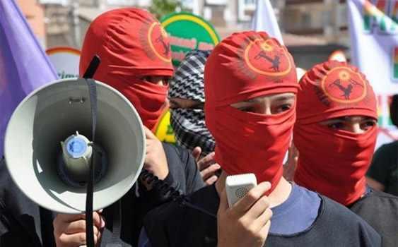 Megafonla polisi tehdit eden o genç bombacı çıktı