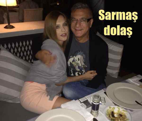 Mehmet Ali Erbil'e Antalyalı yeni sevgili