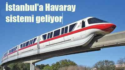 Metrobüs ve metro hatlarına Havarayla gidilecek