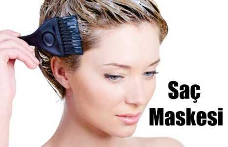 Saç Maskesi nasıl yapılır? Gür ve parlak saçlar için basit formüller