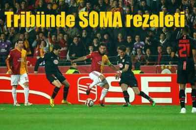 Soma'ya yardım maçında bilet yolsuzluğu