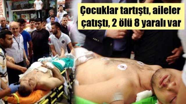 Sultangazi'de omuz atma kavgası dehşete döndü, 2 ölü var
