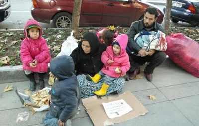 Suriyeli dilenciler için toplatma talimatı