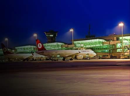 TLS Lojistik, Atatürk Havalimanı'nda ofis açtı