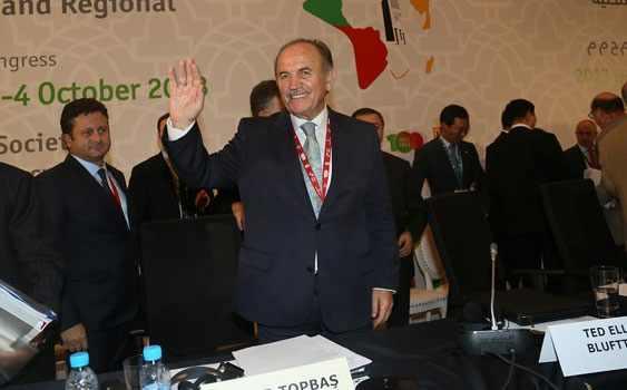 Topbaş, 2017 yılına kadar başkan