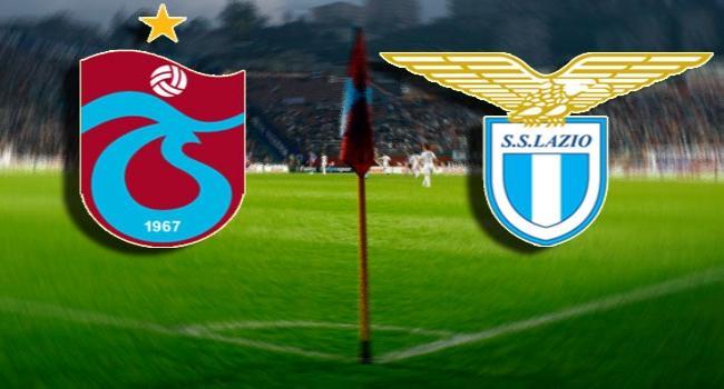 Trabzonspor: 3 - Lazio: 3