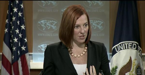 Abd'den 'türkiye İle İlişkiler' Açıklaması