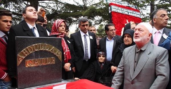 Abdullah Çatli, Mezarı Başında Anıldı