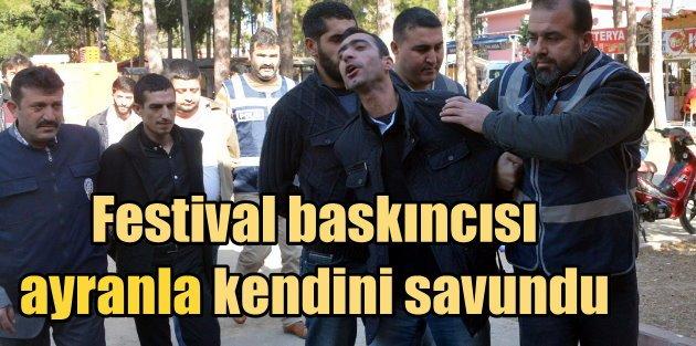 Adana kebap festivalini basanlar serbest bırakıldı