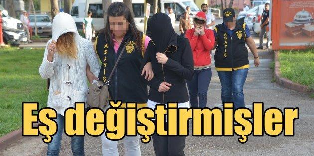 Adanada eş değiştirme: Yeni görüntüler ortaya çıktı