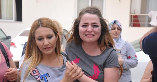 Adana'da lüks sitede korkutan yangın