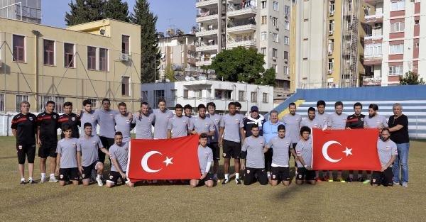 Adanaspor'da 29 Ekim Coşkusu