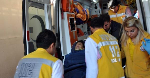 Adıyaman'da Otomobilin Çaptiği Çocuk Yaralandı