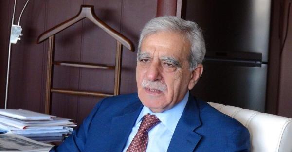 Ahmet Türk: Pyd İle Işid'in Bir Tutulması Süreci Tıkadı