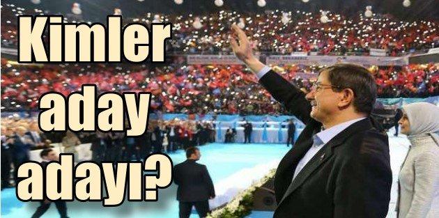 AK Pardi İstanbul aday adayları tam liste