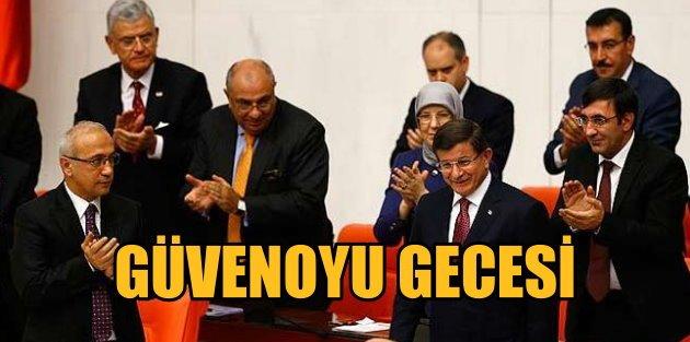AK Parti, firesiz güvenoyu...
