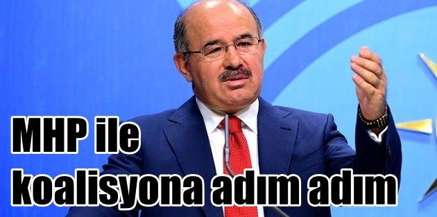 AK Partili Çelik: MHP ile koalisyon daha uzun ömürlü olabilir