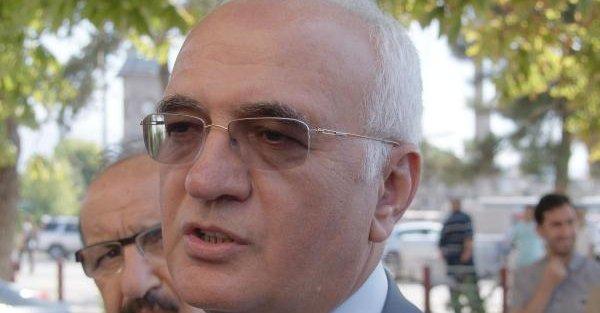 Ak Partili Elitaş'a Resmi Tape Cezası