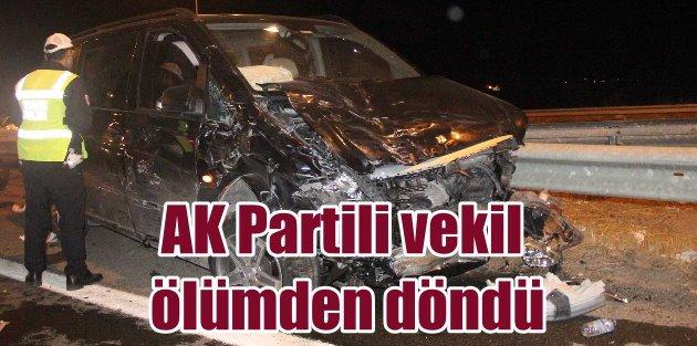 AK Partili vekil Fakıbaba...