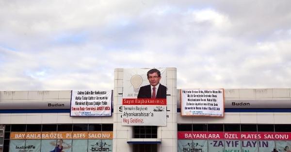 Ak Parti'nin Afyon Kampı Başlıyor