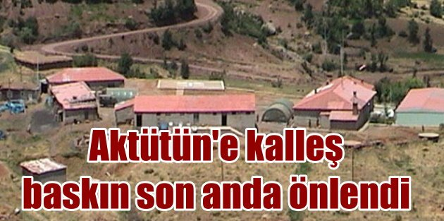 Aktütün Karakoluna sızacaklardı: 10 PKKlı öldürüldü