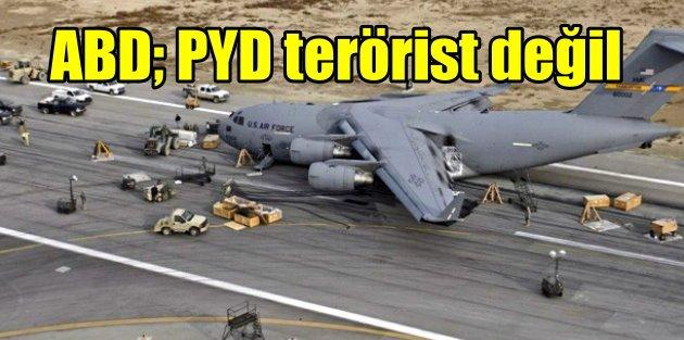 Amerikadan manidar açıklama: PYD bize göre terör örgütü değil