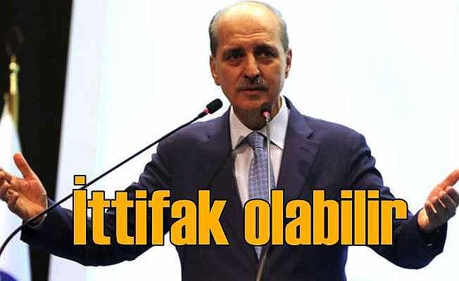 "Numan Kurtulmuş ""İstanbul, Ankara adayımız belli oldu"""