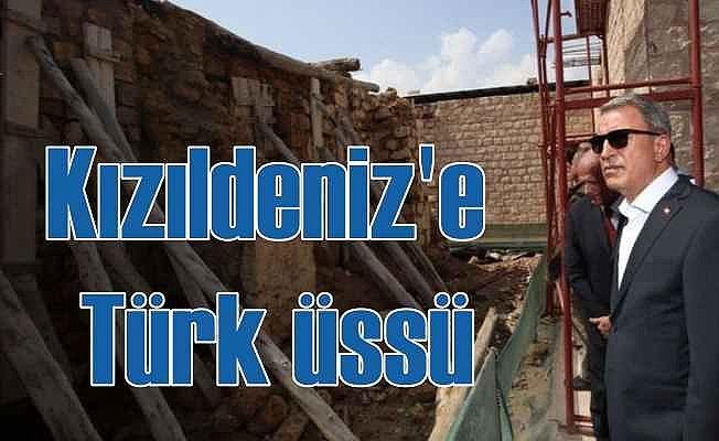 Sevakin'e 100 yıl sonra geri döndük: TSK, Kızıldeniz'e kalıcı üs kuruyor