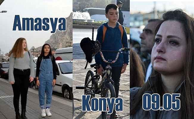Türkiye, 09.05'de Atatürk için ayağa kalktı