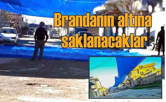 PKK'lılar yine brandanın altına girecek