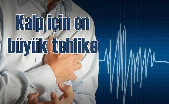 Kalp sağlığınız için 100 tehlike