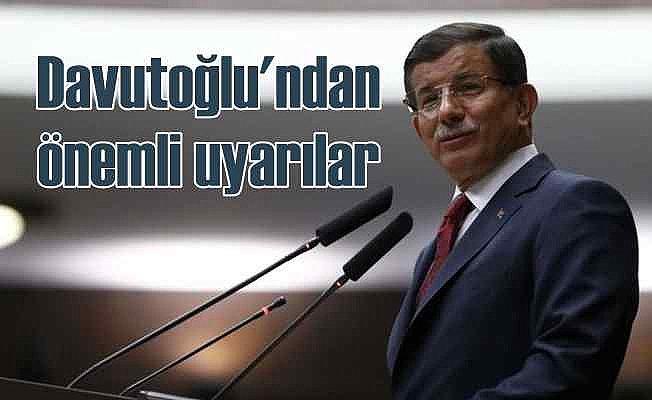 Prof. Dr. Davutoğlu'ndan tarihi uyarılar | Partili Başkanlık Sistemi gözden geçirilmeli