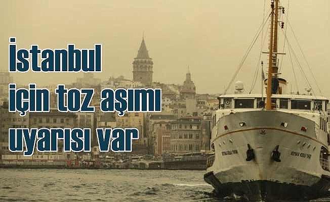 Bugün hava nasıl olacak? İstanbul'da toz aşımı var