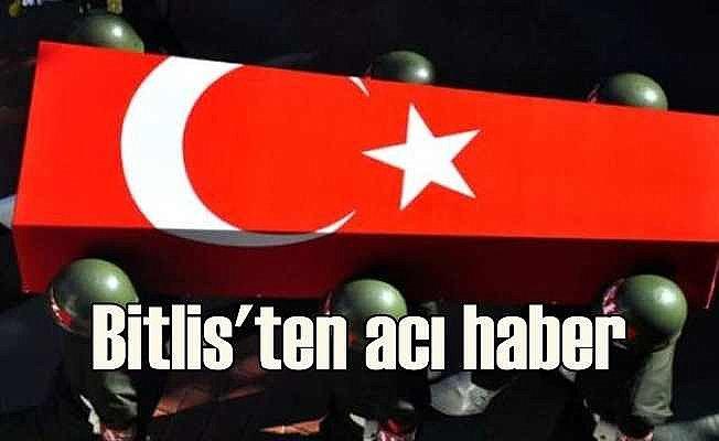 Bitlis'te hain saldırı, Jandarma Komutanı Binbaşı Zafer Akkuş Şehit