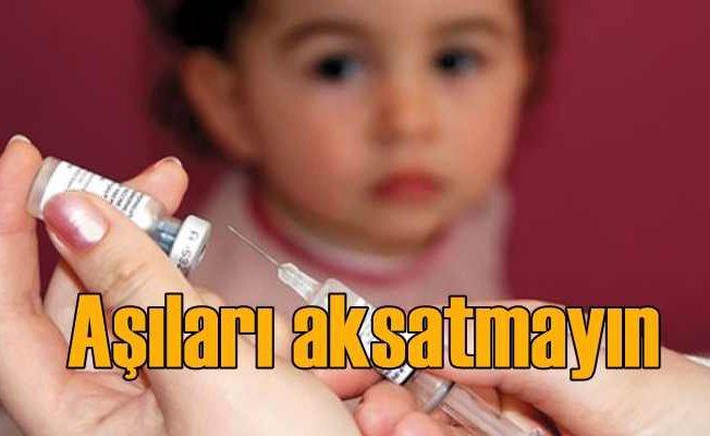 Uzmanından aşı uyarısı | Çocuklarınızın aşılarını aksatmayın