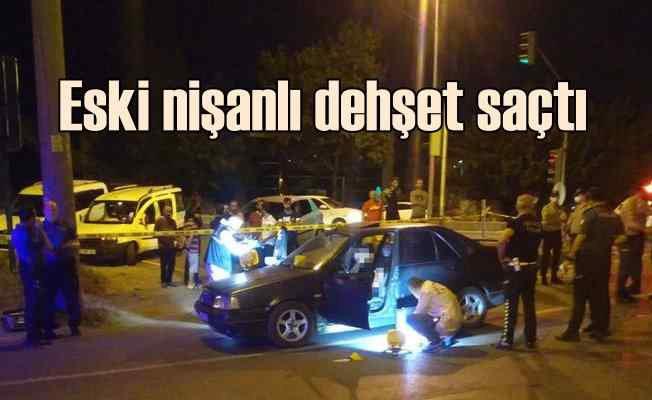 Sakarya Erenler'de eski nişanlı cinayeti | 2 ölü 4 yaralı var