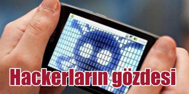 Android telefonlar hackerların saldırısı altında