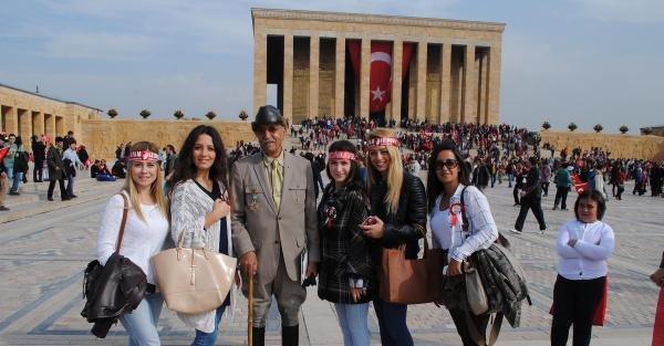 Anıtkabir'e Akın (2)