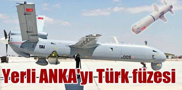 ANKA'lara Türk füzesi:...