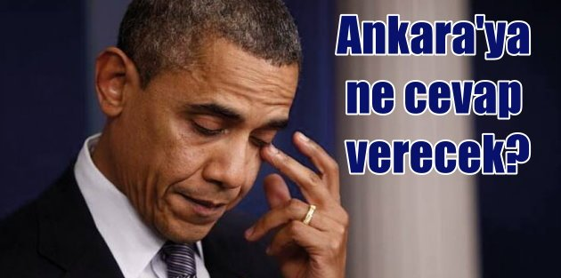 Ankara 6 soru sordu, Washingtondan tık yok