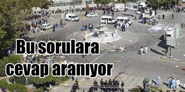 Ankara Gar Katliamında IŞİD şüphesi güçleniyor